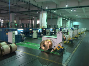 Gate Type Active Copper Wire Pay-off Machinery pictures & photos