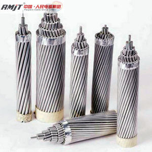 Thermal Resistant Aluminum-Alloy Conductor Steel Reinforced Tacsr Conductor Cable pictures & photos