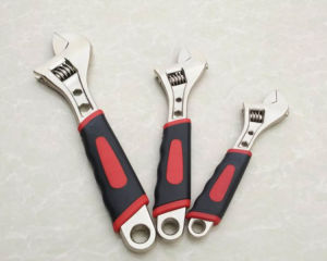 Forged Adjustable Wrench pictures & photos