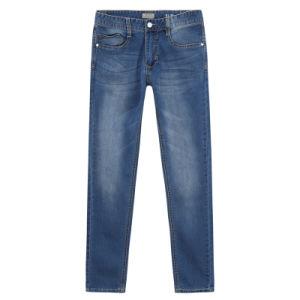 Factory OEM 2017 Men Basic Denim Pants Cotton Jean Pants pictures & photos