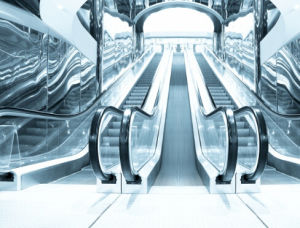 Safe and Comfortable Commercial Escalators pictures & photos