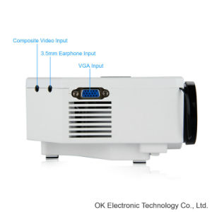 Unic China OEM FCC Ce RoHS Hot Movie Home Projector pictures & photos