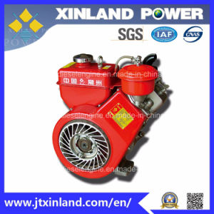 Air Cooled Four Stroke Single Cylinder Diesel Engine 160f with ISO9001/ISO14001 pictures & photos
