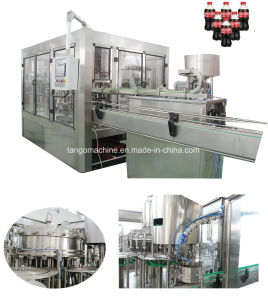 Full Line Production Machinery for Carbonated Soft Drinks pictures & photos