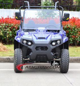 1500W Hub Brushless Motor Shaft Drive Electric UTV pictures & photos