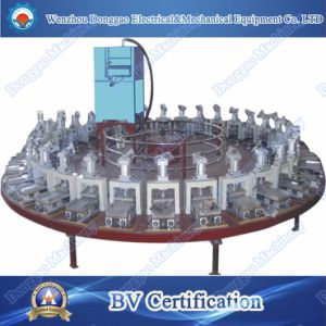 Refrigerator and Freezer Insulation Filling PU Foam Pouring Machine pictures & photos