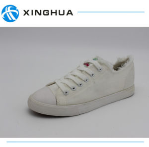 Best Price Canvas Shoes for Supplier pictures & photos