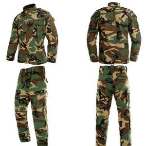 Factory Price Au Camouflage Camo Acu Army Combat Uniform pictures & photos