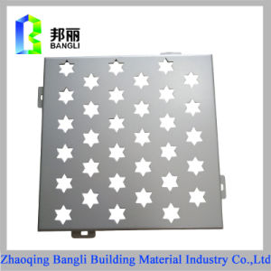 Bangli Aluminum Panel Design Colorful Coating Wall Panel Building Material Aluminum Plate pictures & photos