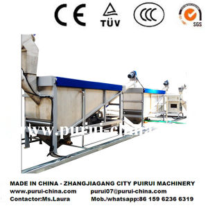 High Quality Pet Bottle Washing Recycling Machine pictures & photos