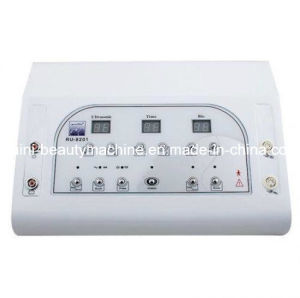 Bio Ultrasound Microcurrent Facial SPA Electrotherapy Beauty Machine 3MHz Skin pictures & photos