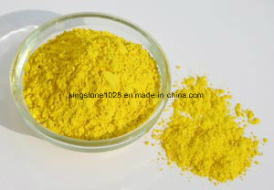 Lemon Chrome Yellow Pigment for paint and Plastic Use pictures & photos