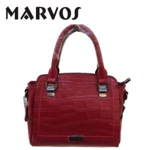 China Wholesale Leather Handbag / Lady′s Tote Handbag Ma1654