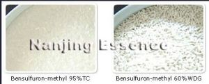 Highly Effective Bensulfuron-Methyl (60%WDG) pictures & photos