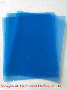 Rigid Blue Inkjet Printing Film Pet pictures & photos