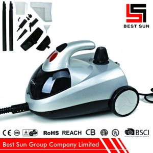 Steam Cleaner on Hardwood Floors, 1.5kw Hand Cleaner pictures & photos