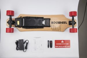 Cheap Good Quality 4 Wheels Skateboard Scooter pictures & photos