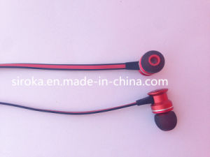 Wholesale Best Stereo Wired White Earphone with Good Quality pictures & photos