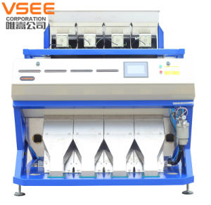 Garlic Flakes CCD Color Sorter Machine pictures & photos