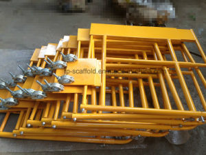 Scaffolding&Nbsp; Expandable Gate /Access Gate /Swing Gate for Construction pictures & photos