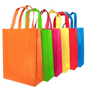 Nonwoven Shopping Distribute Gift Tote Bag Dfnwb007 pictures & photos