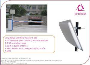 RJ45 20m Long Range Integrated 12dBi UHF RFID Antenna Reader pictures & photos