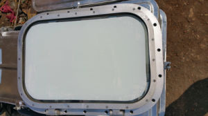 Marine Supplies Fixed Rectangular Window for Wheel House/Aluminum Boat Window pictures & photos