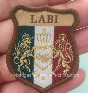 International Lions Embroidery Patch with Hot Film (GZHY-KA-055) pictures & photos