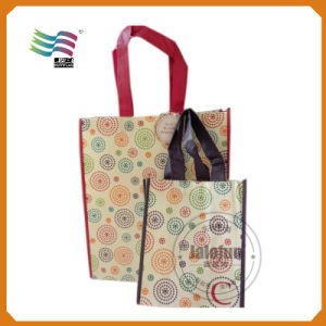 PP Woven Bag Foldable Shopping Bag (HYbag 007) pictures & photos