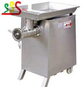 Fresh and Frozen Meat Grinder with Capacity 5000kgs/Hour