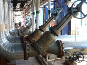 WCB Y-Type Slurry Valve for Mineral Ore Processing pictures & photos