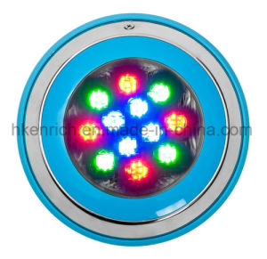 DC12V 18*3W RGB Surface Mounted LED Swimming Pool Lamp pictures & photos