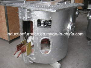 Gwc 300kg Intermediate Frequency Induction Melting Furnace for Copper pictures & photos