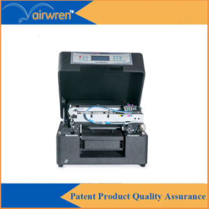A4 Sizes 6 Color Automatic Digital Fabric Printer Machine pictures & photos