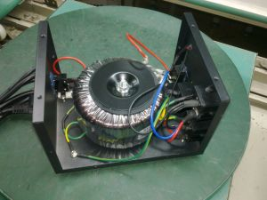 USA 200va Step Down Voltage Transformer pictures & photos