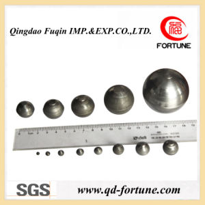Lf2 Stainless Steel Trunnion Ball for Ball Valve pictures & photos