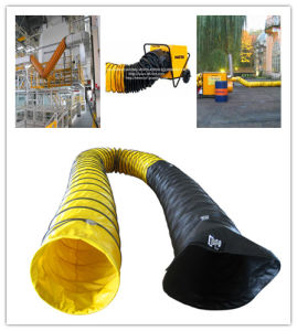High Temp Heat Resistant Industrial Heater Air Duct pictures & photos