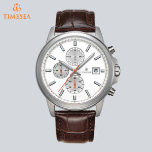 Stainless Steel Material Mens Chronograph Watch 72634 pictures & photos