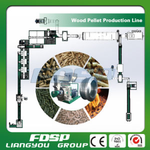 Best Seller Small Wood Pellet Line pictures & photos