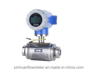 Screw-Thread Type Integrated Electromagnetic Flowmeter pictures & photos