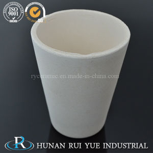 Fire Assay Ceramic Crucible with Stable Quality pictures & photos