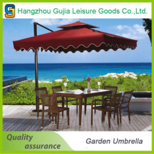 Wholesale Customized Garden Side Folding Outdoor Patio Umbrella pictures & photos