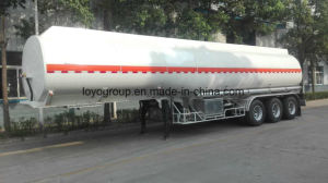 Fuel Tanker Semi Trailer with 3 Axle pictures & photos