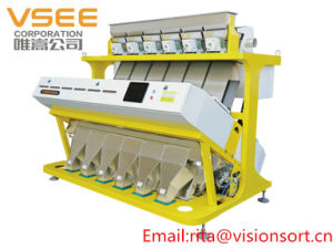 Pistachio Nuts Colour Sorter Manufacturer in China pictures & photos