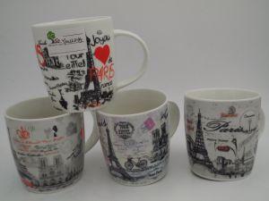 Simple Fashion Porcelain Cup pictures & photos