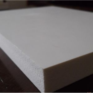 High Quality White Glossy PVC Foma Sheet PVC Hard Sheet, Plastic Sheet pictures & photos