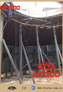 Hydraulic Lifting System\Tank Hydraulic Jacking up System pictures & photos