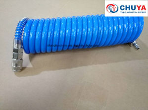 PU Spiral Tube for Pneumatic Tools pictures & photos