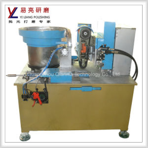 Automatic Feeding and Collecting Grinder for Metal Surface Grinding Sanding and Wire Drawing pictures & photos