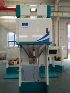 Nougat Weighing Bagging Machine with Conveyor Belt pictures & photos